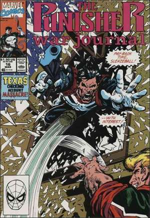 Punisher: War Journal (1988-1995) #16