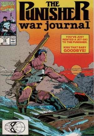 Punisher: War Journal (1988-1995)#19
