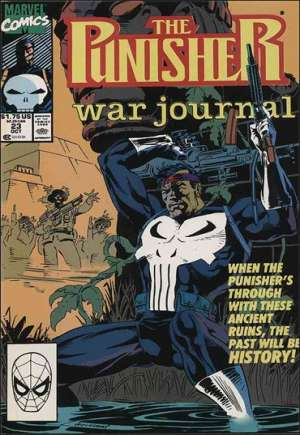 Punisher: War Journal (1988-1995) #23