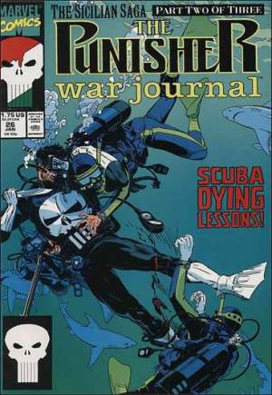 Punisher: War Journal (1988-1995) #26