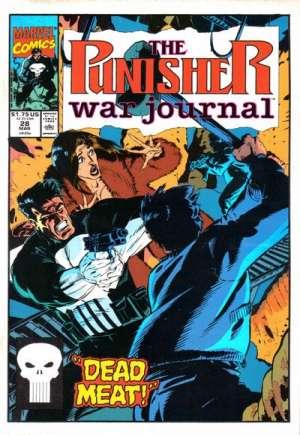 Punisher: War Journal (1988-1995)#28
