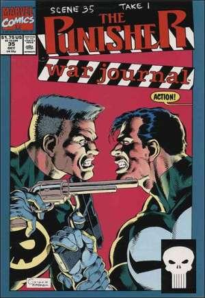 Punisher: War Journal (1988-1995)#35