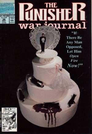 Punisher: War Journal (1988-1995)#36
