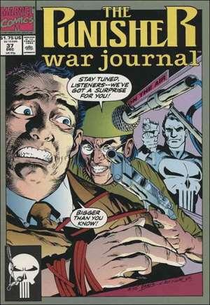 Punisher: War Journal (1988-1995)#37