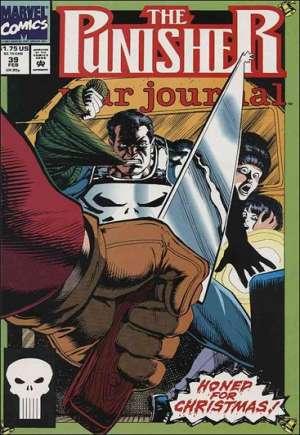 Punisher: War Journal (1988-1995)#39