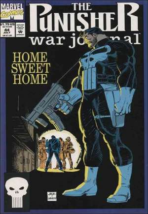 Punisher: War Journal (1988-1995) #44B