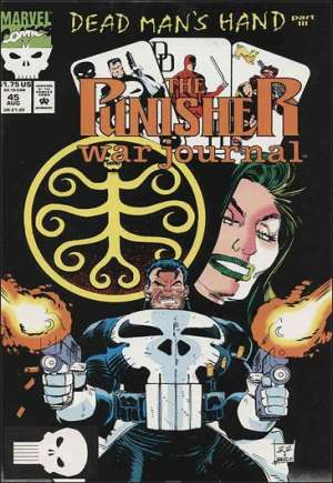 Punisher: War Journal (1988-1995) #45