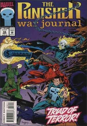 Punisher: War Journal (1988-1995)#58