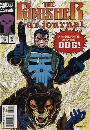 Punisher: War Journal (1988-1995)#59