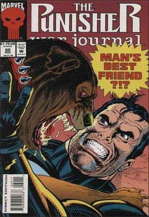 Punisher: War Journal (1988-1995)#60