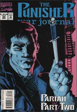 Punisher: War Journal (1988-1995) #66