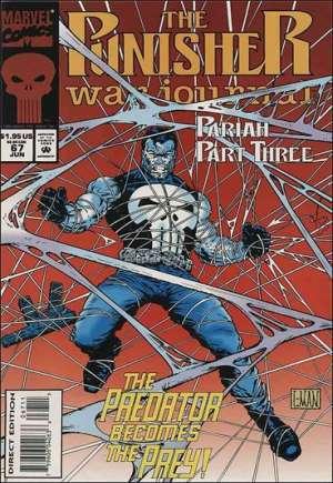 Punisher: War Journal (1988-1995)#67