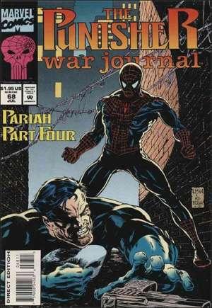 Punisher: War Journal (1988-1995)#68