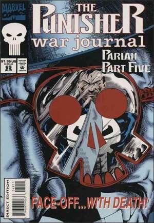 Punisher: War Journal (1988-1995)#69