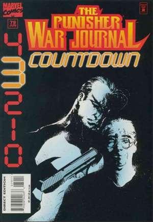 Punisher: War Journal (1988-1995)#79