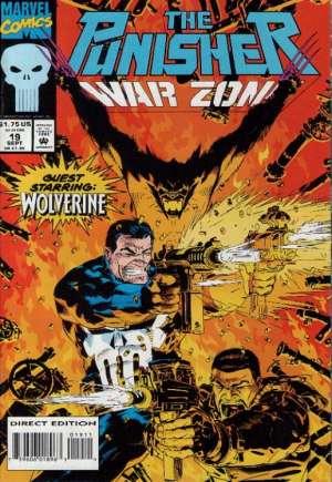 Punisher: War Zone (1992-1995)#19