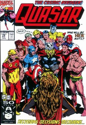 Quasar (1989-1994)#28