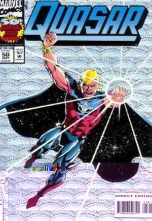 Quasar (1989-1994)#50