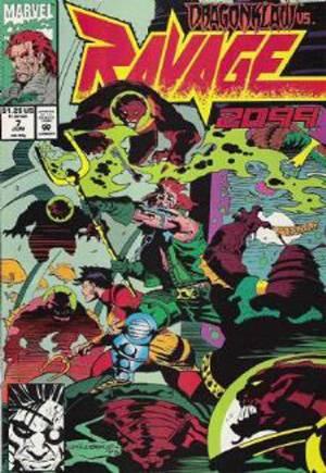 Ravage 2099 (1992-1995)#7