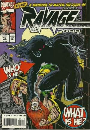 Ravage 2099 (1992-1995)#16