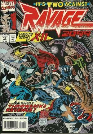 Ravage 2099 (1992-1995)#17
