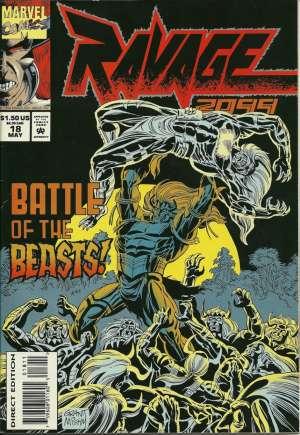 Ravage 2099 (1992-1995)#18