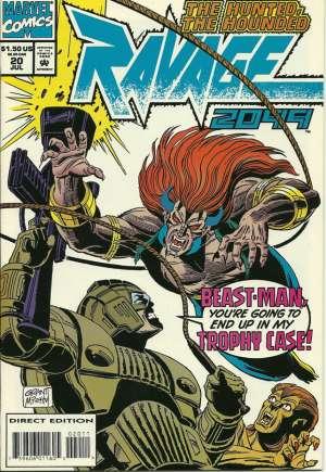Ravage 2099 (1992-1995)#20