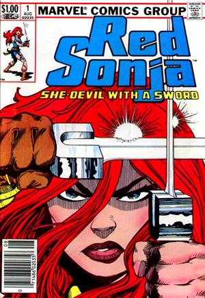 Red Sonja, She-Devil With A Sword (1983-1986)#1A