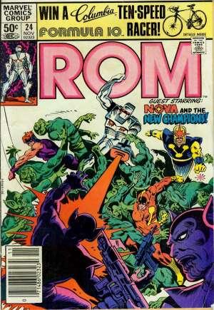 Rom (1979-1986)#24A