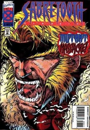 Sabretooth Classics (1994-1995)#8