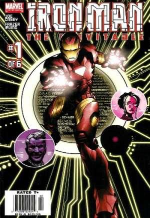 Iron Man: The Inevitable (2006)#1