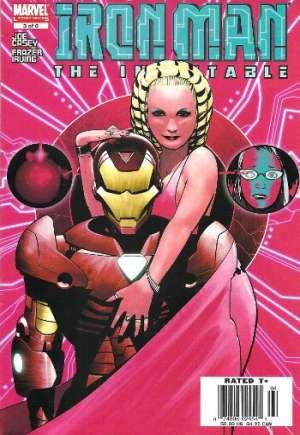 Iron Man: The Inevitable (2006)#3