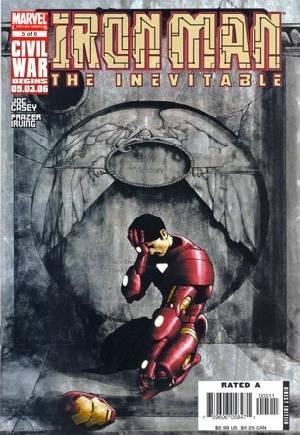 Iron Man: The Inevitable (2006)#5