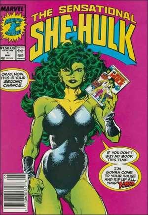 Sensational She-Hulk (1989-1994)#1