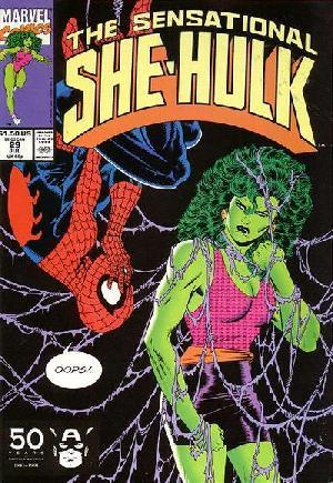 Sensational She-Hulk (1989-1994)#29