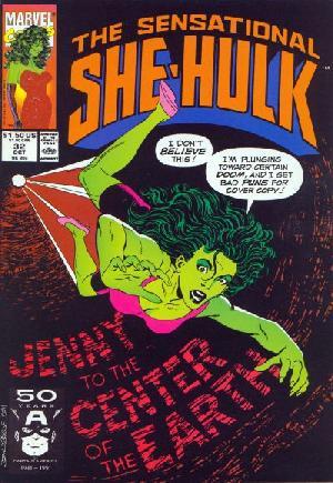 Sensational She-Hulk (1989-1994)#32