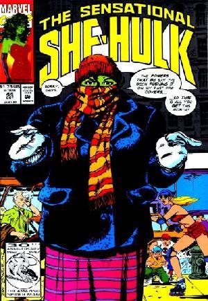 Sensational She-Hulk (1989-1994)#44