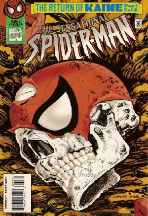 Sensational Spider-Man (1996-1998)#2