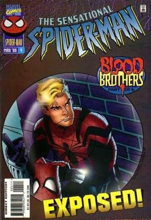 Sensational Spider-Man (1996-1998)#4