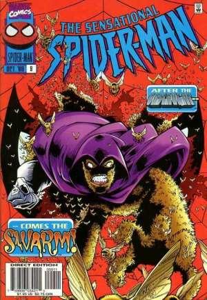 Sensational Spider-Man (1996-1998)#9B