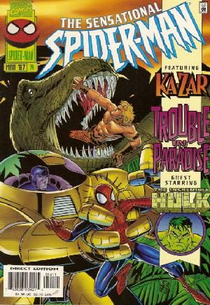 Sensational Spider-Man (1996-1998)#14