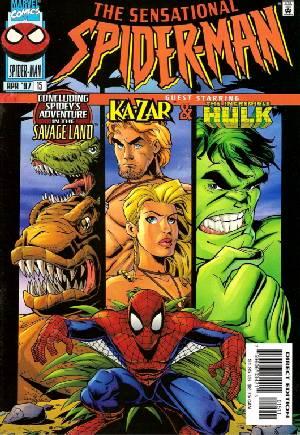 Sensational Spider-Man (1996-1998)#15