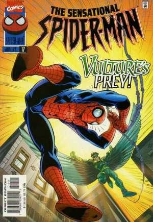 Sensational Spider-Man (1996-1998)#17
