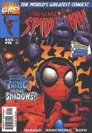 Sensational Spider-Man (1996-1998)#18