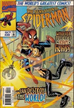 Sensational Spider-Man (1996-1998)#20