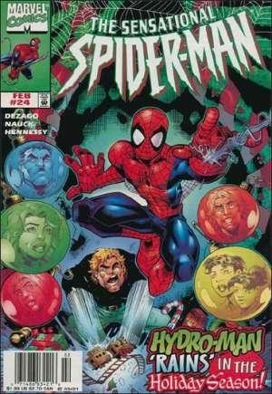 Sensational Spider-Man (1996-1998)#24