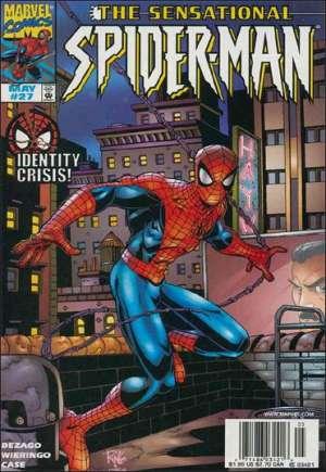 Sensational Spider-Man (1996-1998)#27B