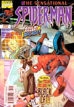 Sensational Spider-Man (1996-1998)#30B