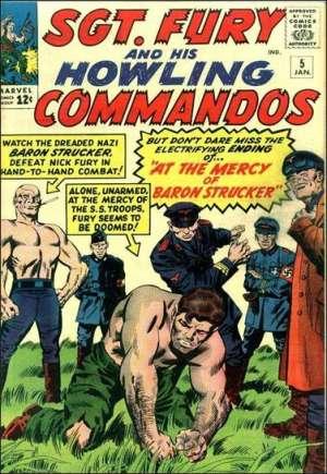 Sgt. Fury (1963-1981)#5