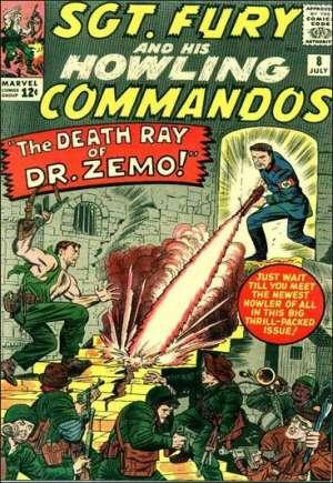 Sgt. Fury (1963-1981)#8